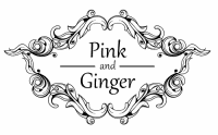 Pink and Ginger Logo